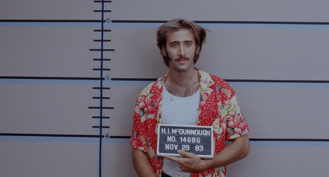 A Serious Investigation: The Coen Brothers' 'Raising Arizona' (1987)